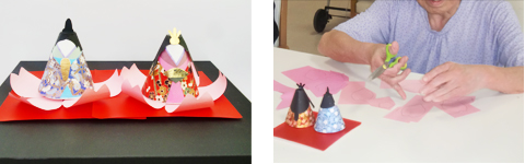 趣味の会『折り紙』イメージ