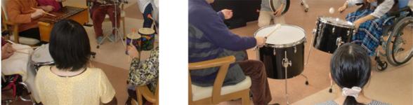 趣味の会『音楽療法』イメージ