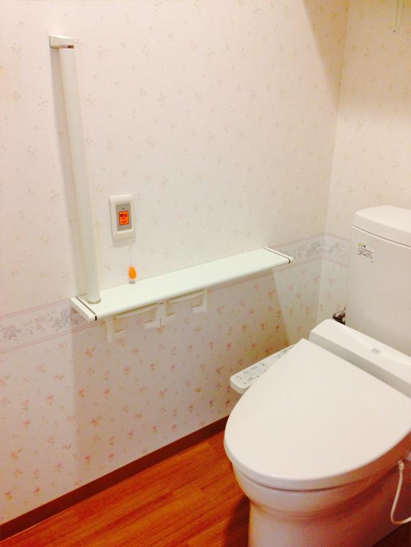 ウォシュレット付きトイレ1